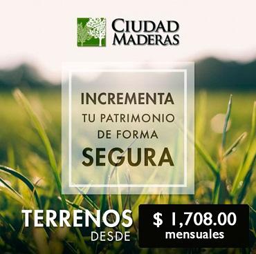 Terrenos en Venta en Querétaro