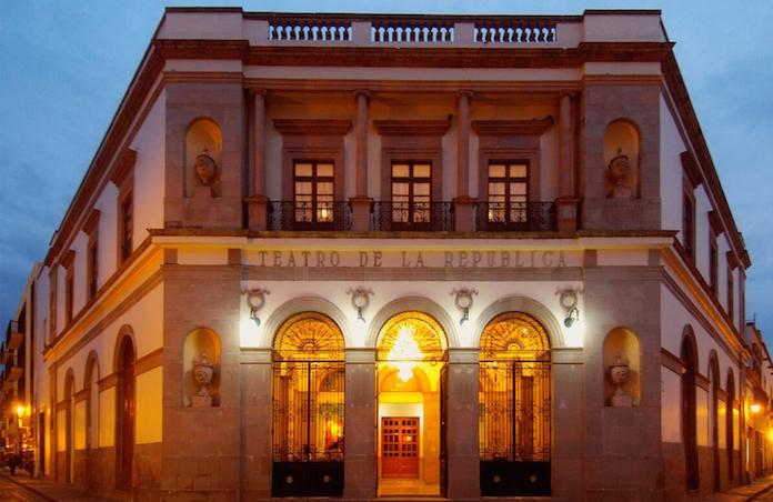 ▷ Teatro de la República Mexicana 【2020】