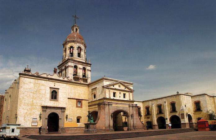 ▷ Templo de la Cruz de Querétaro 【2020】