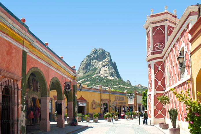 Peña de Bernal Querétaro