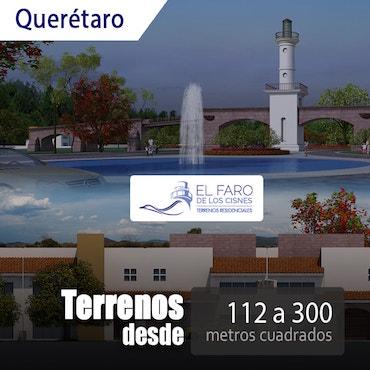 Terrenos El Faro de los Cisnes Querétaro