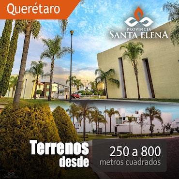 Terrenos en Venta Provincia Santa Elena Querétaro