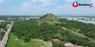 Turismo Pirámide del Pueblito zona Arqueológica el Cerrito de Querétaro