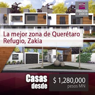 Casas en venta en Querétaro