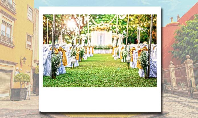 Jardines De Fiestas Lantana En Queretaro 2020