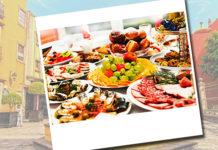 Banquetes tiffany