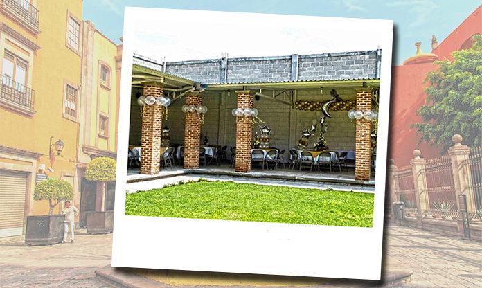 Jardines De Fiestas Libelula En Queretaro 2020