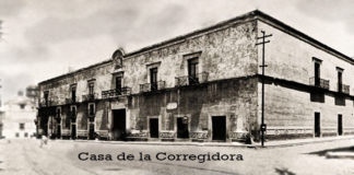 House of the Corregidora