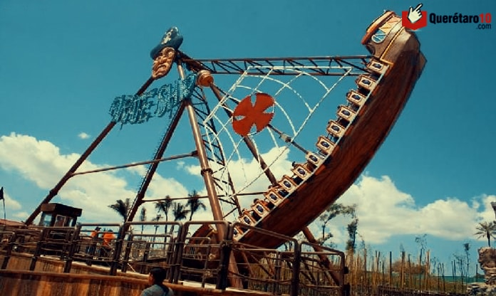 Barco Pirata-Parque-Bicentenario