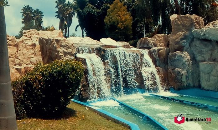 Rio Rapido1-Parque-Bicentenario
