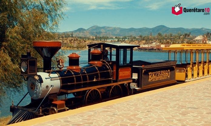 Tren Express-Parque-Bicentenario