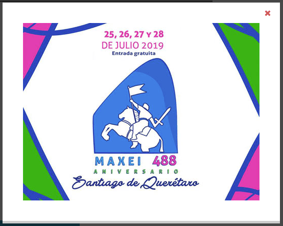 Maxei Fest Festival Santiago de Querétaro Qro 2019