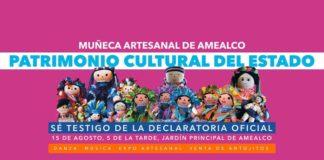 Las muñecas de Amealco Querétaro