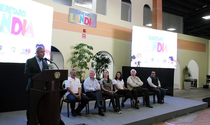 """""""Querétaro Landia"""" Una Ciudad Interactiva Para Niños 02"""