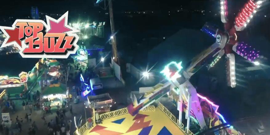 Juego Mecánico Top Buzz Feria de Querétaro 2019