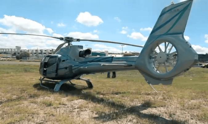 Vuelos Helicóptero Terrakea Feria de Querétaro 2019