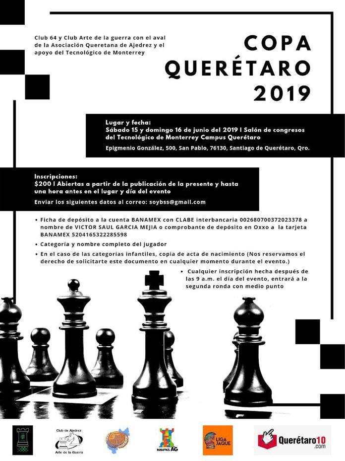Copa Querétaro 2019