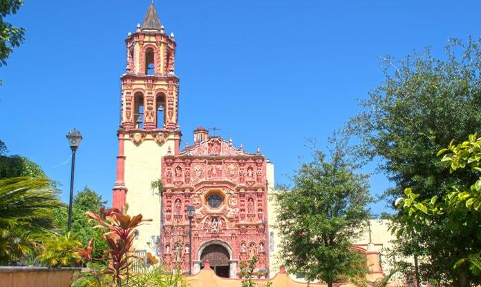 Municipio de Landa de Matamoros
