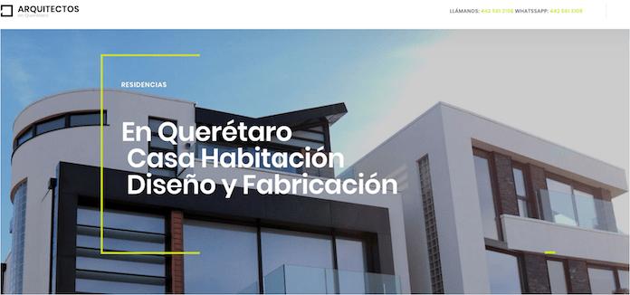 Arquitectos en Querétaro