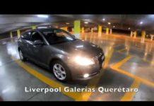 Liverpool Galerías a Premium Outlets en Auto de Noche Querétaro