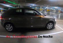 Av Constituyentes en Auto de Noche Querétaro